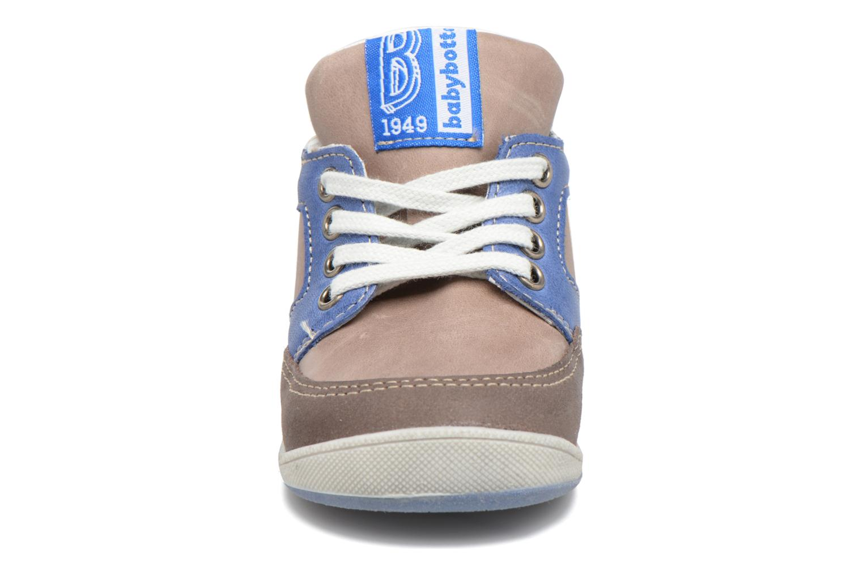 Bottines et boots Babybotte Foxy Marron vue portées chaussures