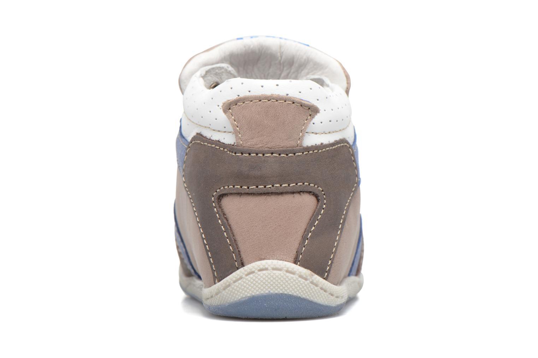 Bottines et boots Babybotte Foxy Marron vue droite