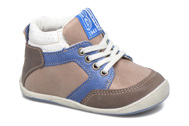 Bottines et boots Babybotte Foxy Marron vue détail/paire