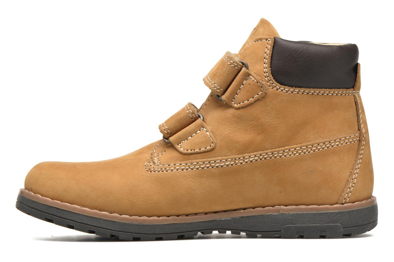 Stiefeletten & Boots Primigi ASPY 1 braun ansicht von vorne