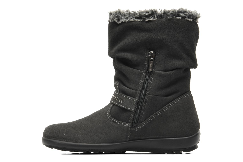 Boots en enkellaarsjes Primigi Glossy GTX Grijs voorkant