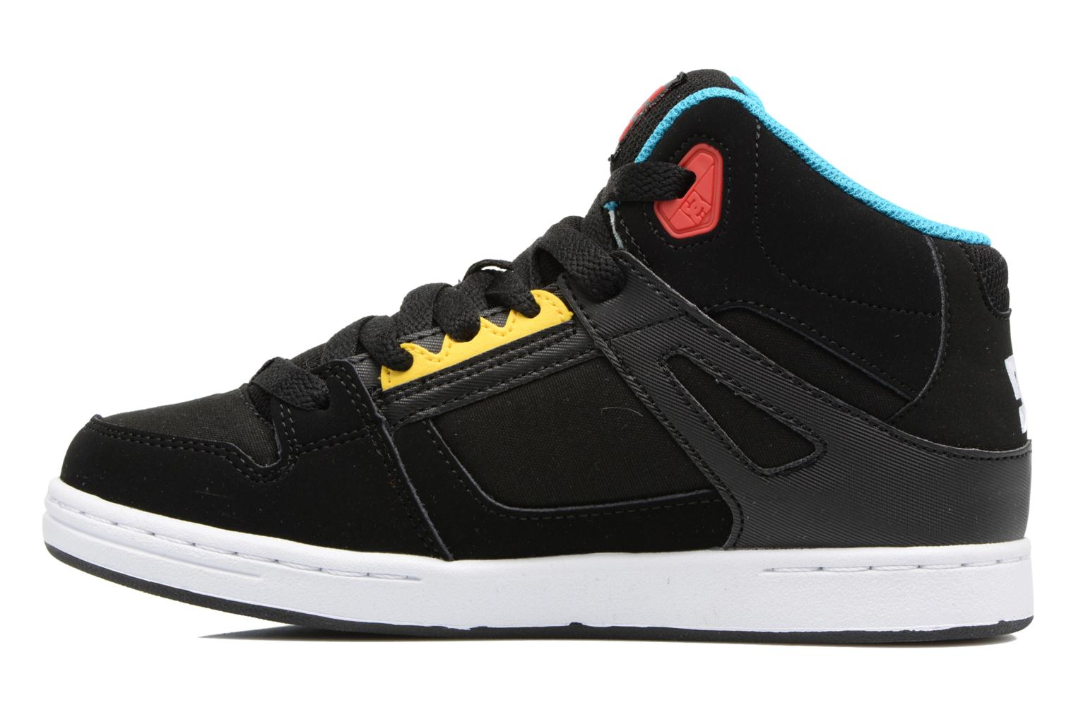Trainers DC Shoes REBOUND B Black front view