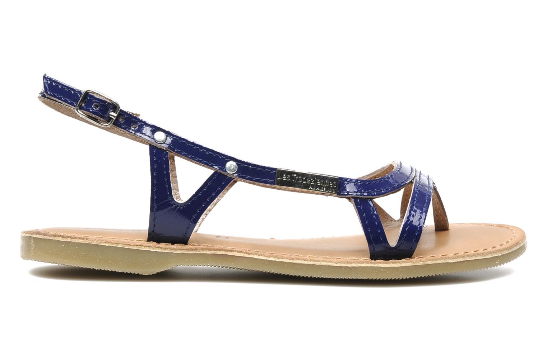 Sandalen Les Tropéziennes par M Belarbi ISATIS E blau ansicht von hinten