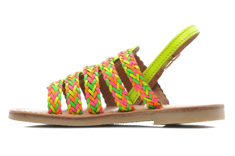 Sandali e scarpe aperte Les Tropéziennes par M Belarbi LILOU Multicolore immagine frontale