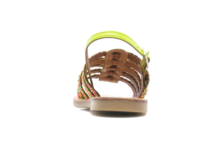 Sandals Les Tropéziennes par M Belarbi LILOU Multicolor view from the right