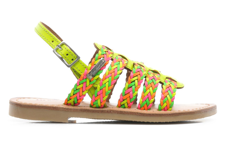 Sandali e scarpe aperte Les Tropéziennes par M Belarbi LILOU Multicolore immagine posteriore