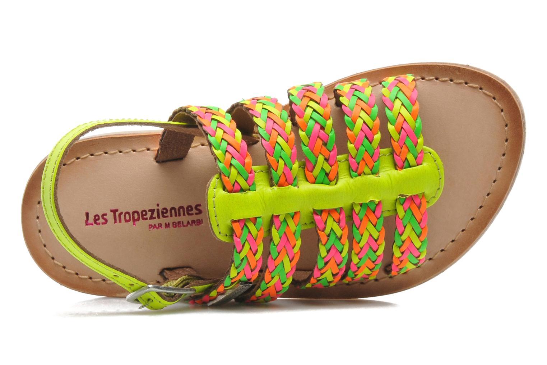 Sandali e scarpe aperte Les Tropéziennes par M Belarbi LILOU Multicolore immagine sinistra