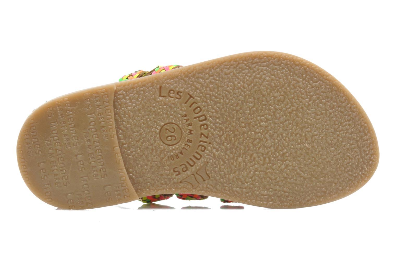 Sandals Les Tropéziennes par M Belarbi LILOU Multicolor view from above