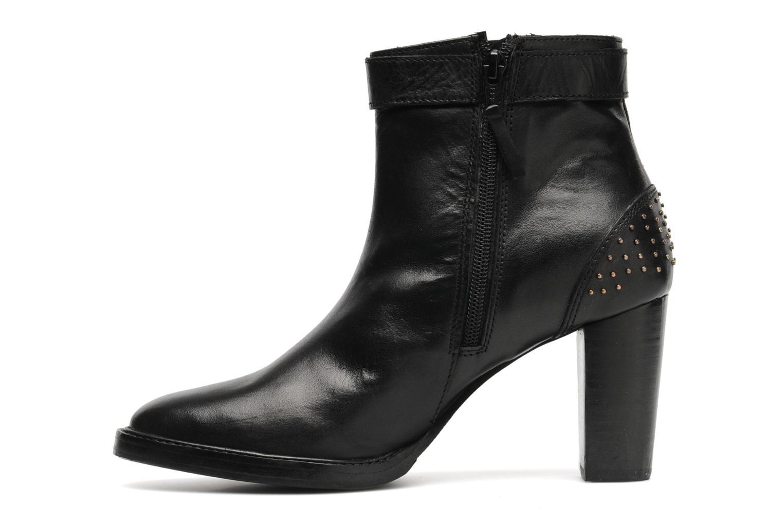 Bottines et boots Any Boots Vanessa Noir vue face