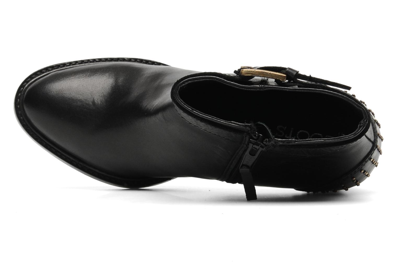 Bottines et boots Any Boots Vanessa Noir vue gauche