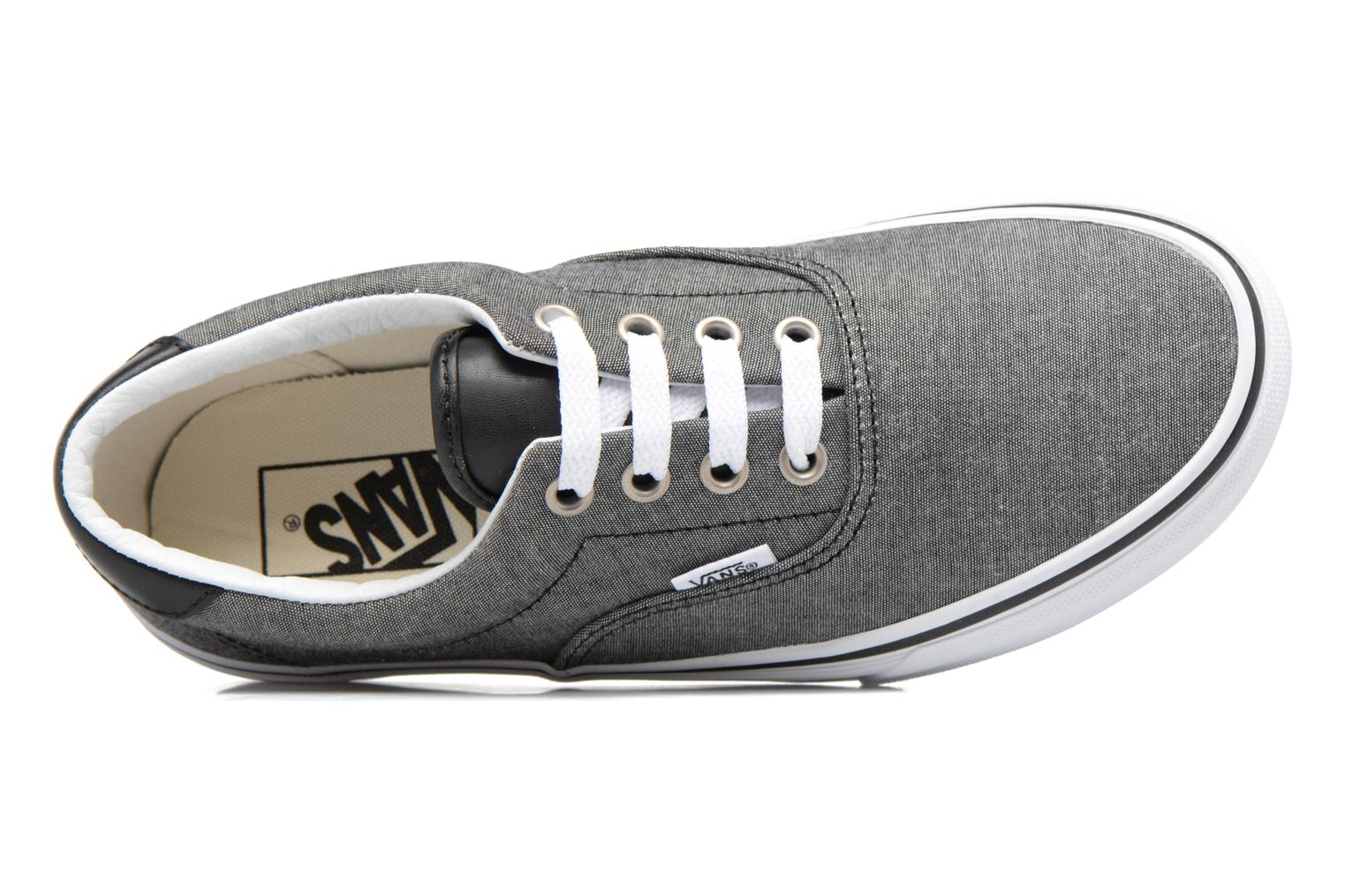 Trainers Vans Era 59 e Grey view from the left