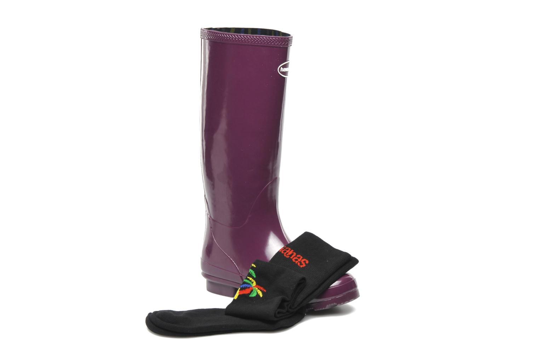 Laarzen Havaianas Helios Rain Boots Paars 3/4'