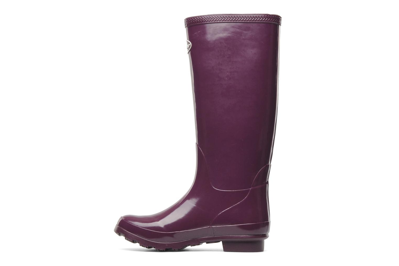 Laarzen Havaianas Helios Rain Boots Paars voorkant