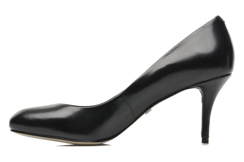 High heels Buffalo Bulon Black front view