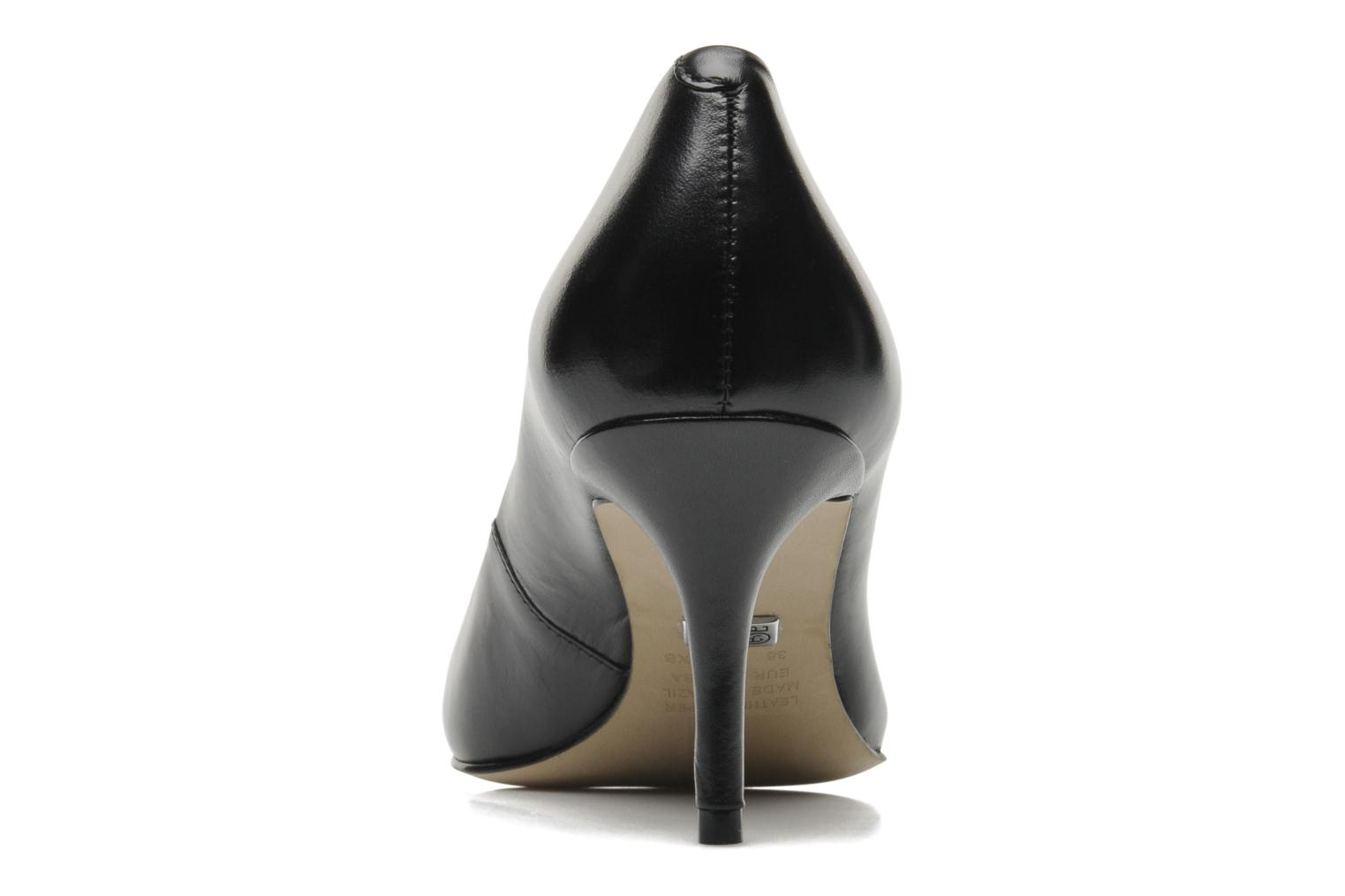 High heels Buffalo Bulon Black view from the right