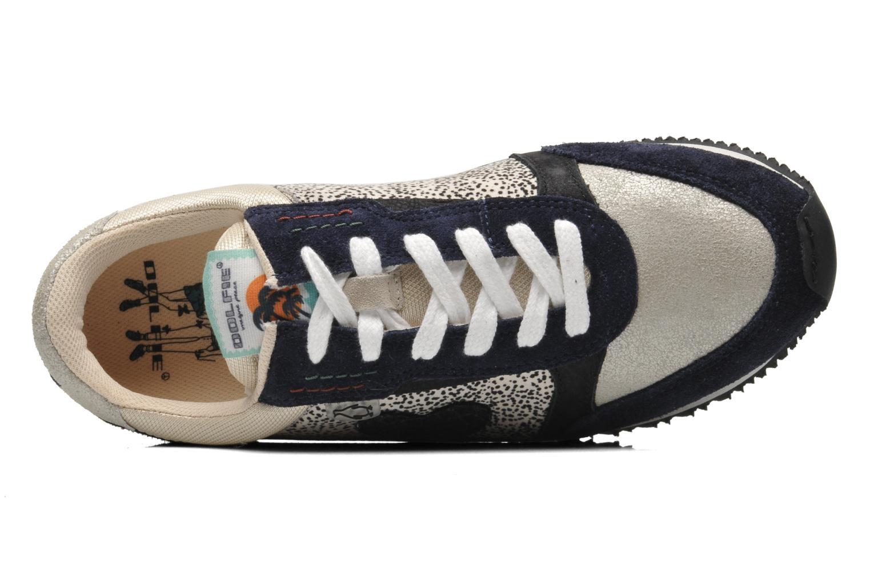 Sneakers Dolfie Edgar Multicolor links