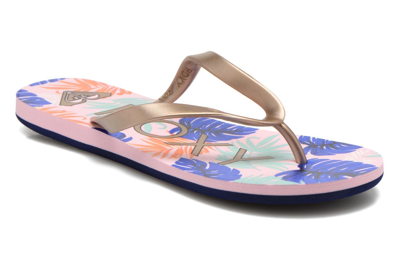 Slippers Roxy Tahiti V Goud en brons detail