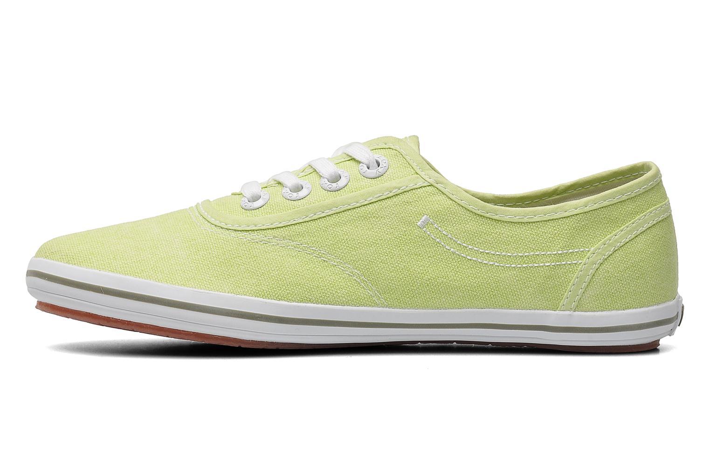 Sneakers Roxy Connect Dye Groen voorkant
