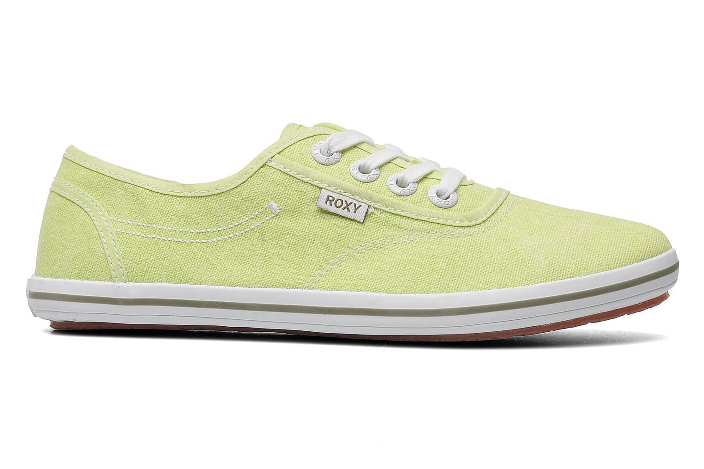 Sneakers Roxy Connect Dye Groen achterkant
