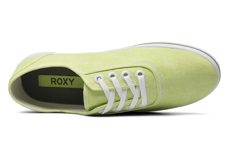 Sneakers Roxy Connect Dye Groen links