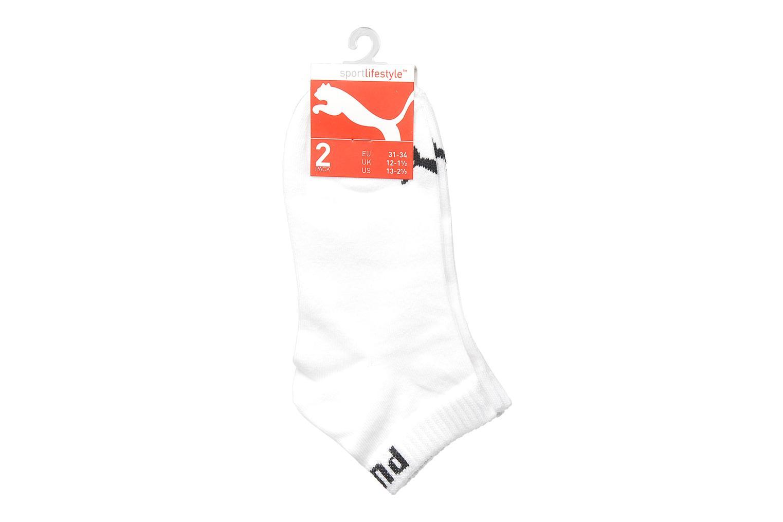 Sokken en panty's Puma Socks Quarter Kids Wit links