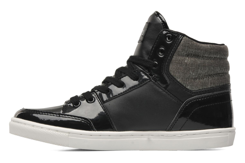 Sneakers Kappa Ubos Zwart voorkant