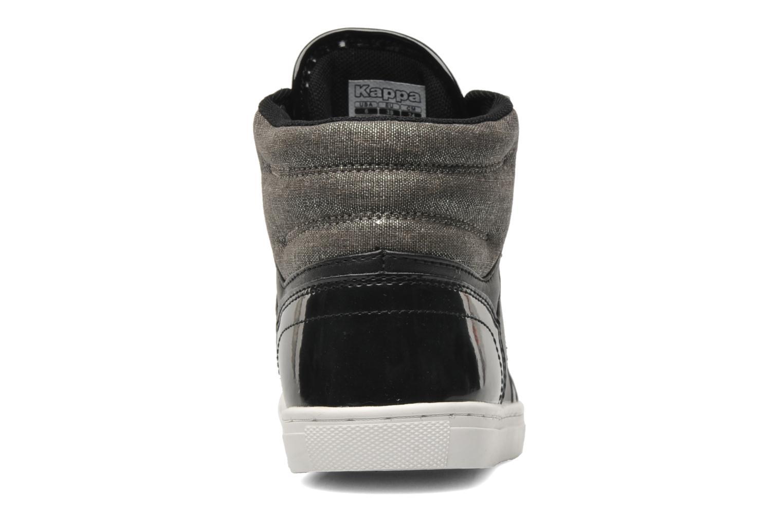 Sneakers Kappa Ubos Svart Bild från höger sidan