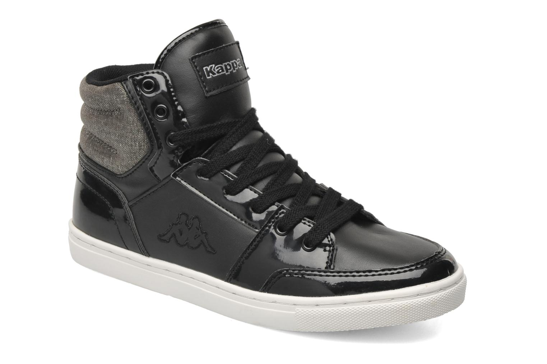 Sneakers Kappa Ubos Zwart detail