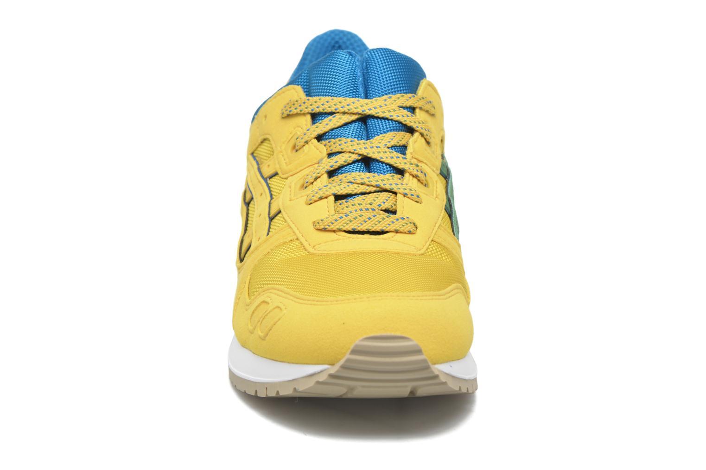 Trainers Asics Gel-lyte III Yellow model view