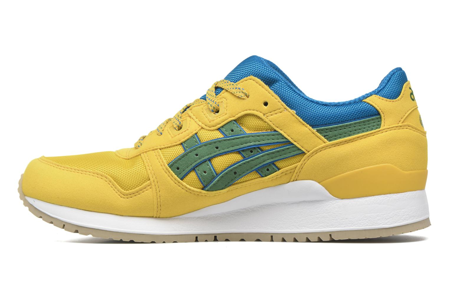 Trainers Asics Gel-lyte III Yellow front view