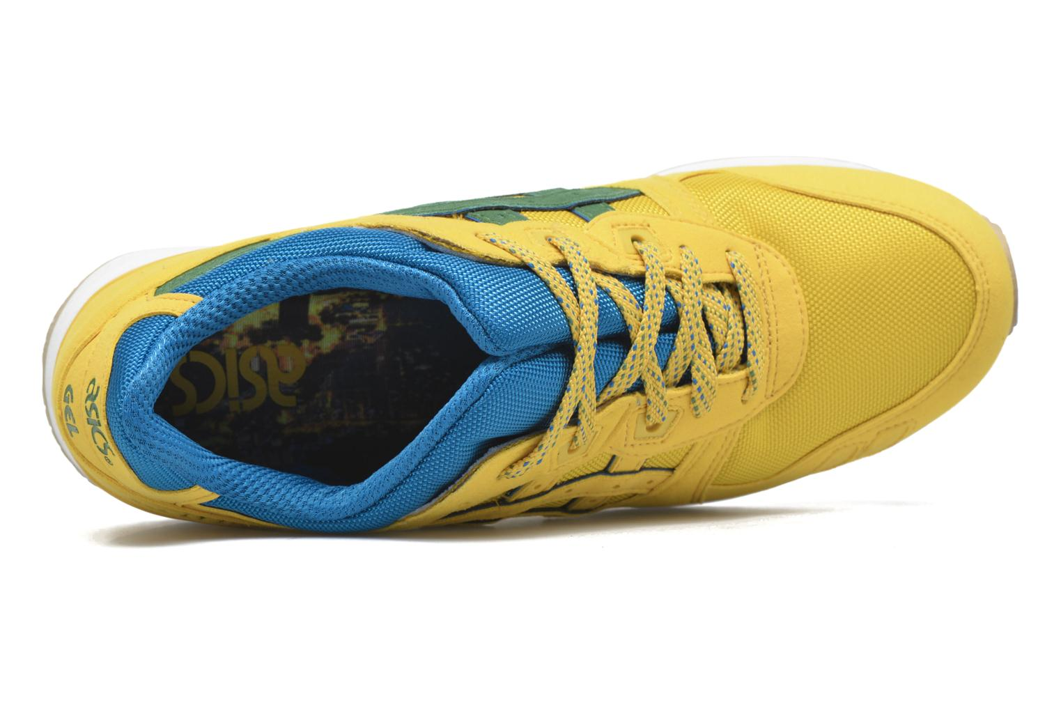 Trainers Asics Gel-lyte III Yellow view from the left