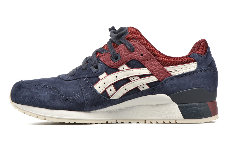 Sneakers Asics Gel-lyte III Blauw voorkant