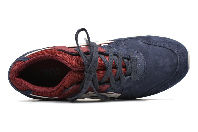 Sneaker Asics Gel-lyte III blau ansicht von links