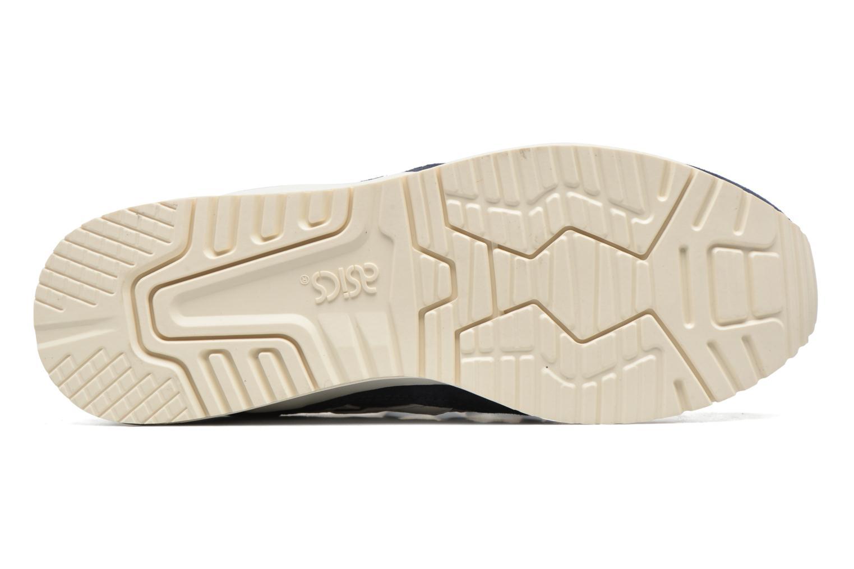 Sneaker Asics Gel-lyte III blau ansicht von oben