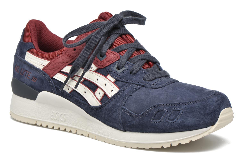 Sneakers Asics Gel-lyte III Blauw detail