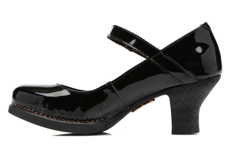 High heels Art Harlem 933 Black front view