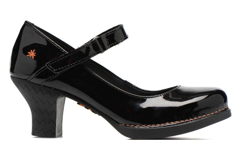 High heels Art Harlem 933 Black back view