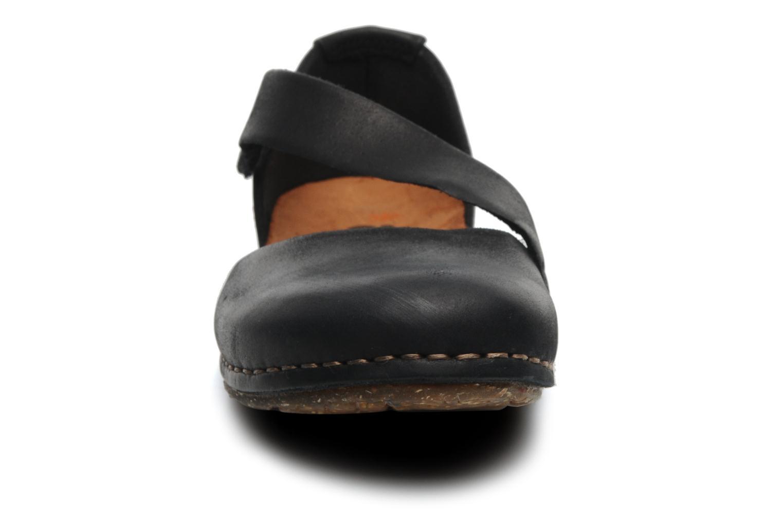 Ballerina Art Creta 442 Svart bild av skorna på