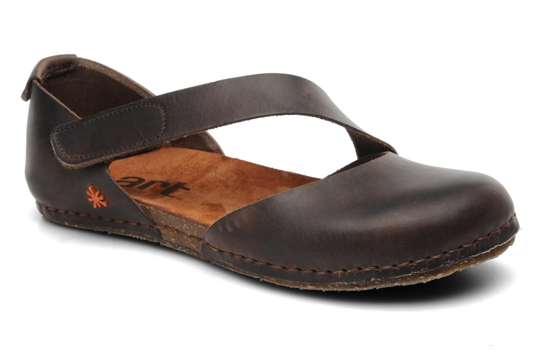Zapatos promocionales Art Creta 442 (Marrón) - Bailarinas   Gran descuento