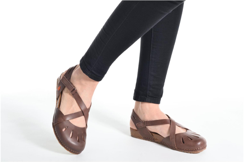 Sandali e scarpe aperte Art Creta 449 Marrone immagine dal basso