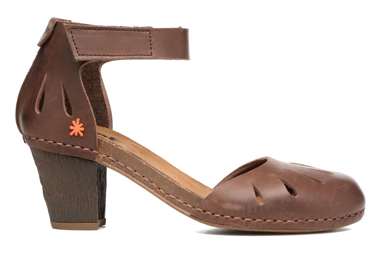Sandalen Art I Meet 144 braun ansicht von hinten