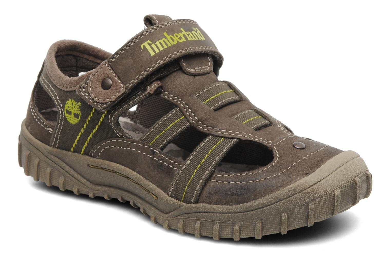 Sneakers Timberland EK Castleton Fisherman Bruin detail
