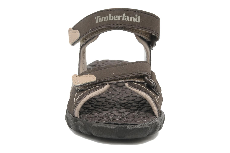 Sandalen Timberland Splashtown 2 Strap Sandal Bruin model