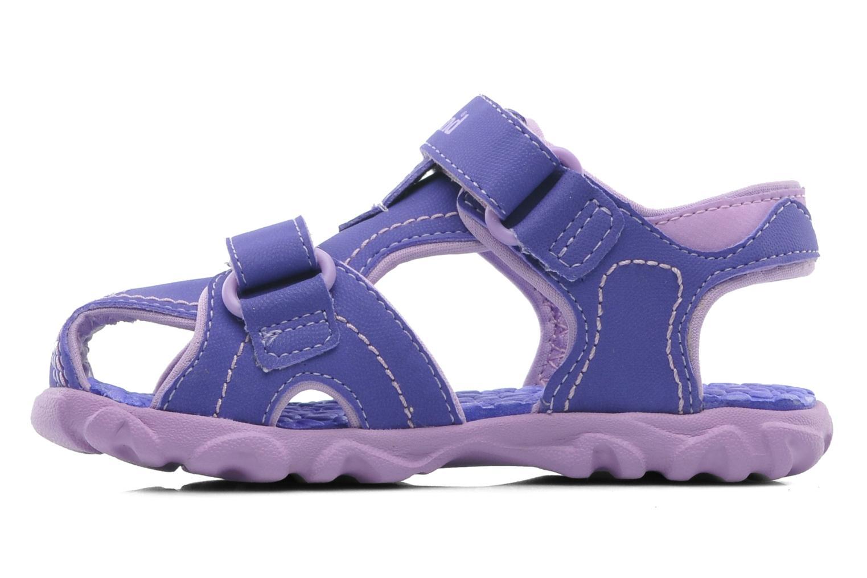 Sandales et nu-pieds Timberland Splashtown Closed Toe Sandal Violet vue face