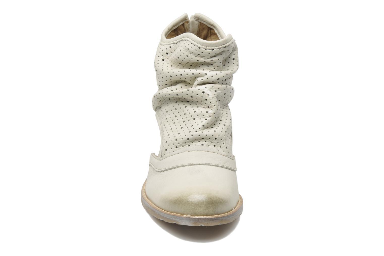 Stiefeletten & Boots Dkode Bahal beige schuhe getragen