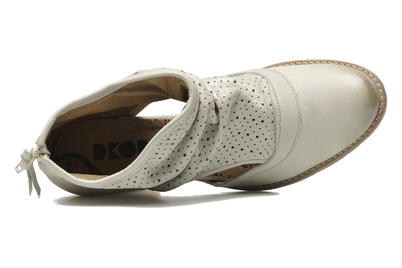 Stiefeletten & Boots Dkode Bahal beige ansicht von links