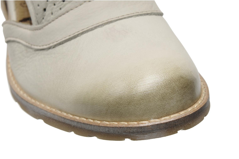 Boots en enkellaarsjes Dkode Bahal Beige boven