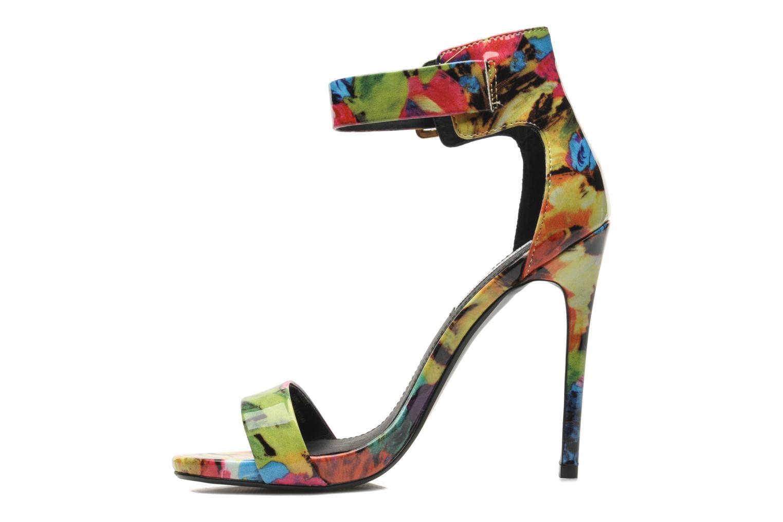 Sandales et nu-pieds Steve Madden Marlenee Multicolore vue face