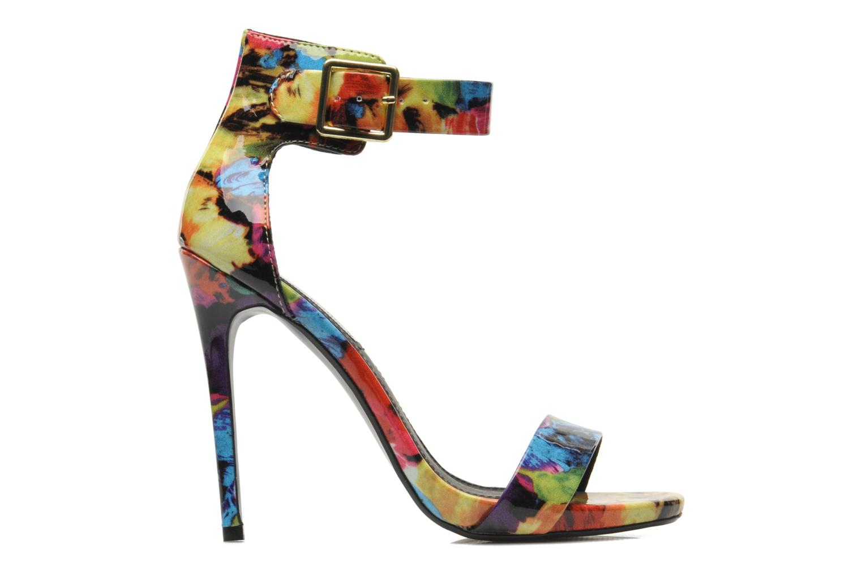 Sandales et nu-pieds Steve Madden Marlenee Multicolore vue derrière