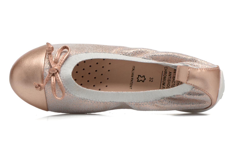 Ballerina's Geox Jr Piuma ball J42B0D Roze links